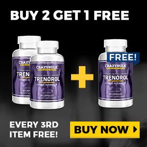 Trenorol free bottle offer