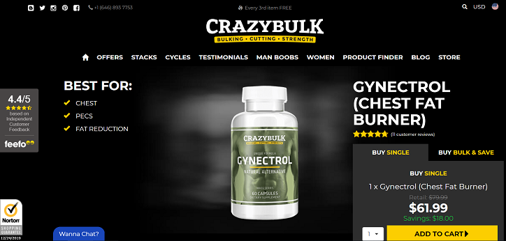 Gynectrol Official Website