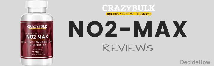 NO2-Max Reviews