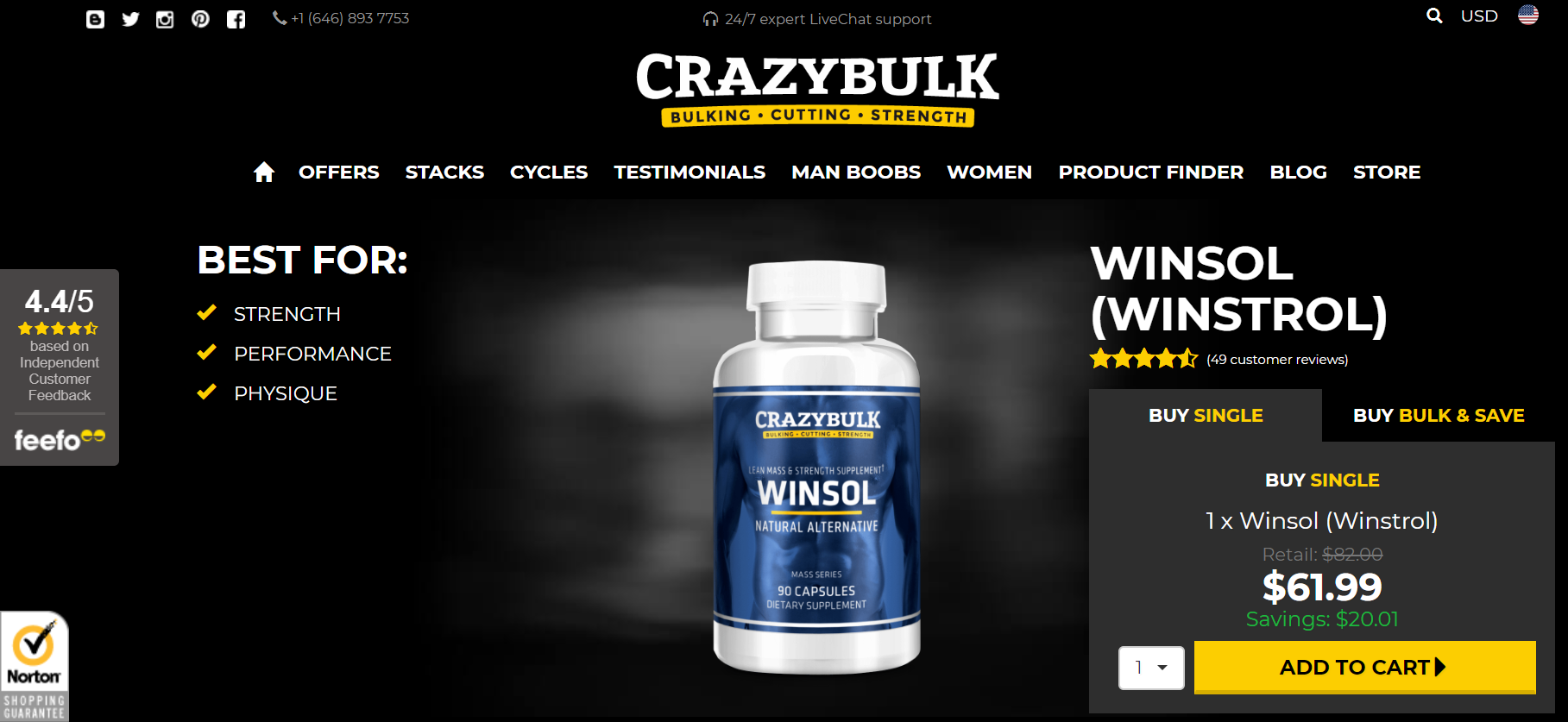 Winsol Official Website